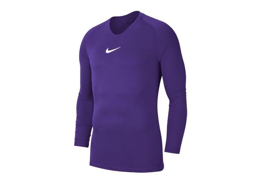 Image of Nike Lasten jalkapallopaita Nike JR Dry Park First Layer Junior AV2611-547
