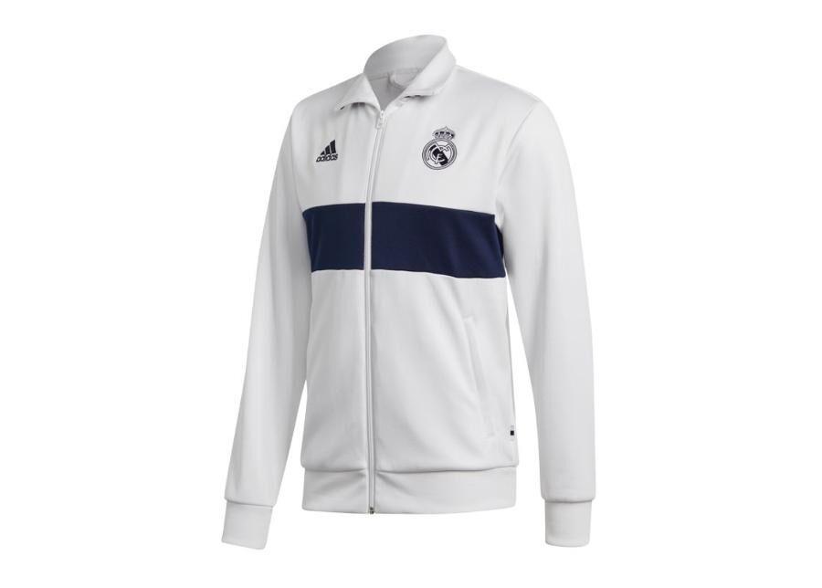 Image of Adidas Miesten verryttelytakki Adidas Real Madrid 3S Track Top M DX8708