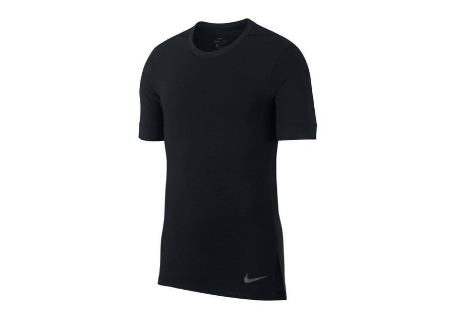 Image of Nike Miesten treenipaita Nike Dry Top SS Transcend M AJ8796-010