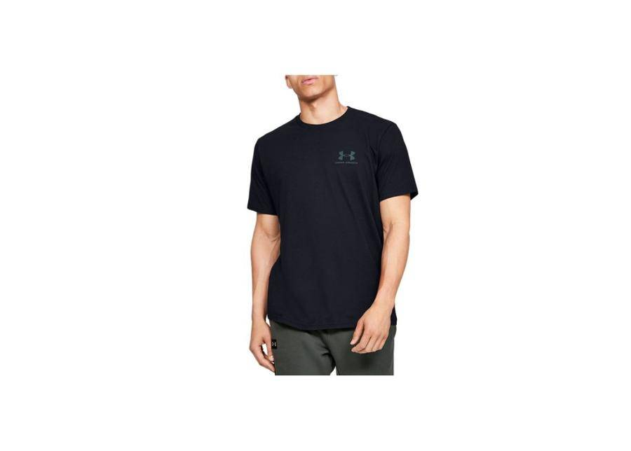 Image of Under Armour Miesten vapaa-ajanpaita Under Armour Sportstyle LC Back Tee M 1347880-001