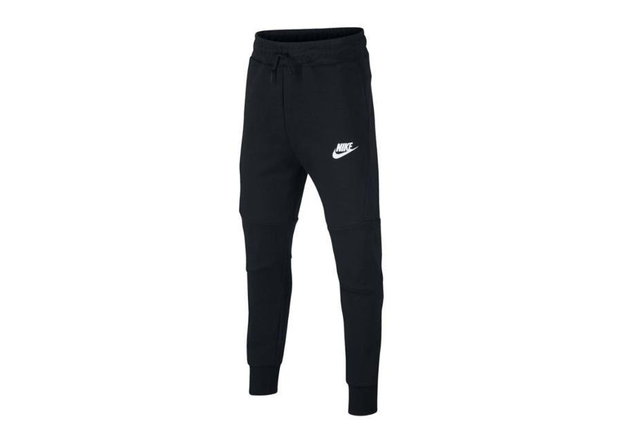 Image of Nike Lasten verryttelyhousut Nike NSW Sportswear Tech Fleece Pant Junior 804818-017