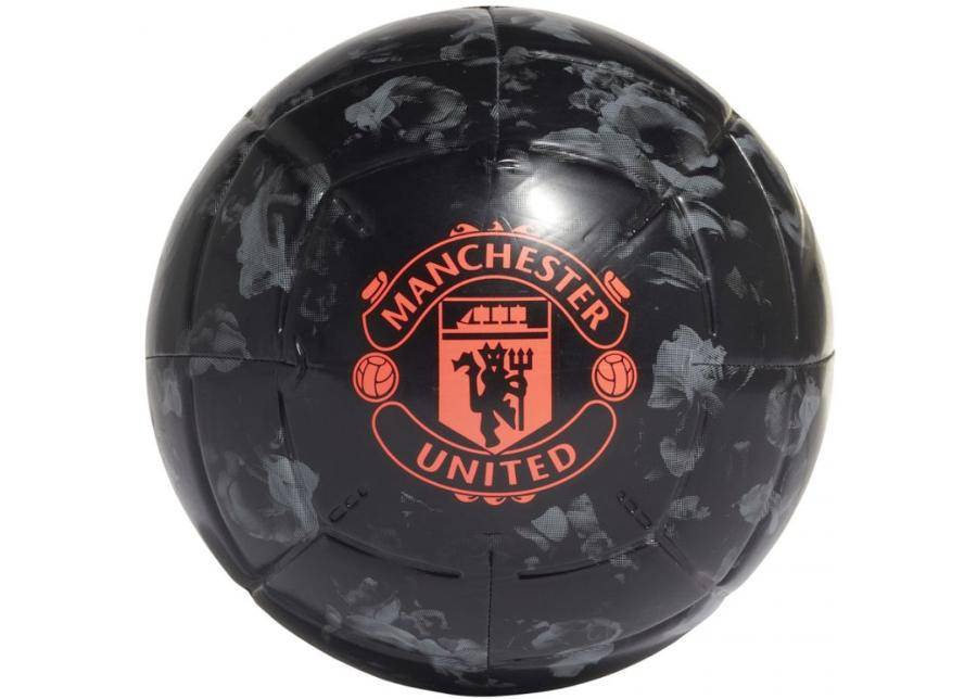 Image of Adidas Jalkapallo Adidas Manchester United M DY2527 musta