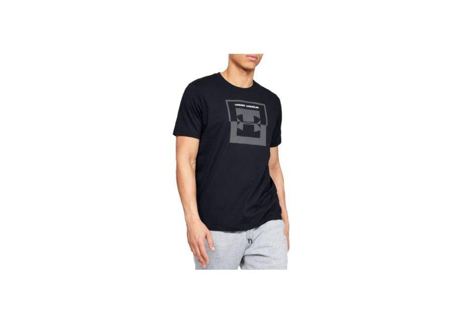 Image of Under Armour Miesten vapaa-ajanpaita Under Armour Inverse Box Logo Tee M 1344229-001