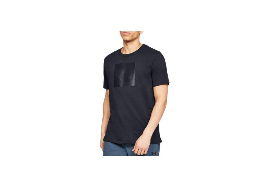 Image of Under Armour Miesten vapaa-ajanpaita Under Armour Unstoppable Knit Tee M 1345643-001