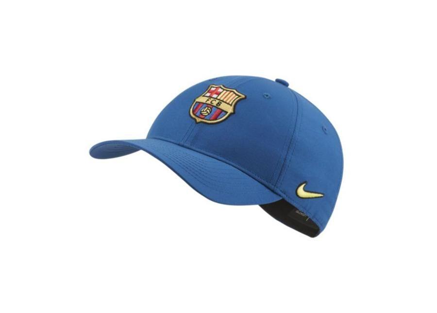 Image of Nike Miesten lippalakki Nike FC Barcelona Dry l91 Cap AV7888-431