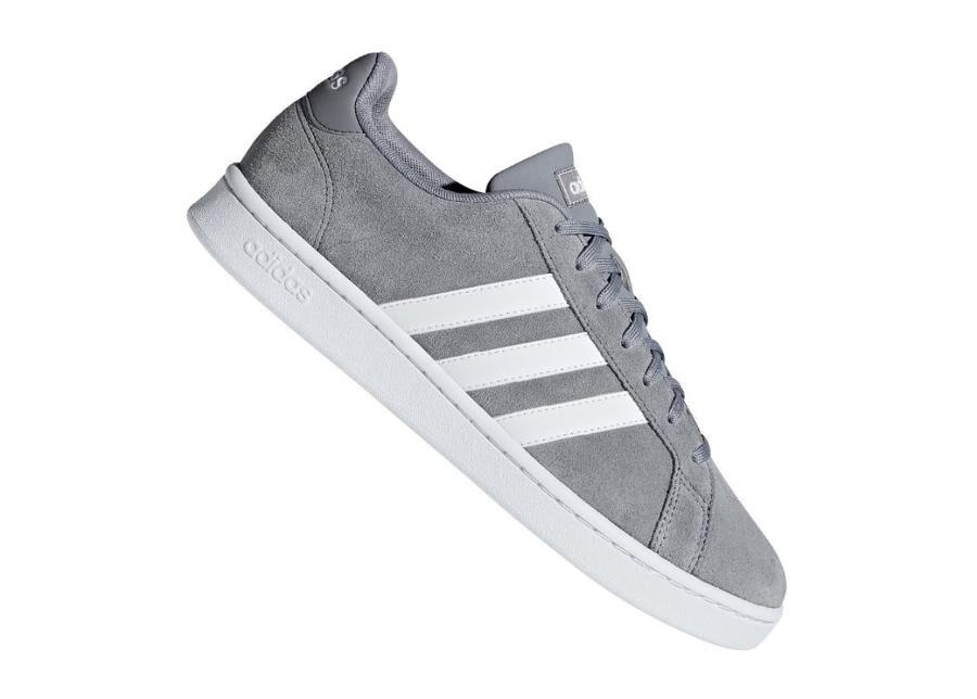 Image of Adidas Miesten vapaa-ajan kengät Adidas Grand Court M F36412