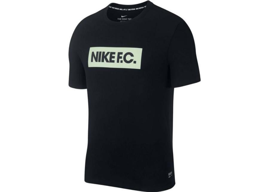 Image of Nike Miesten treenipaita Nike F.C. Dry Tee Seasonal Block M AQ8007-010