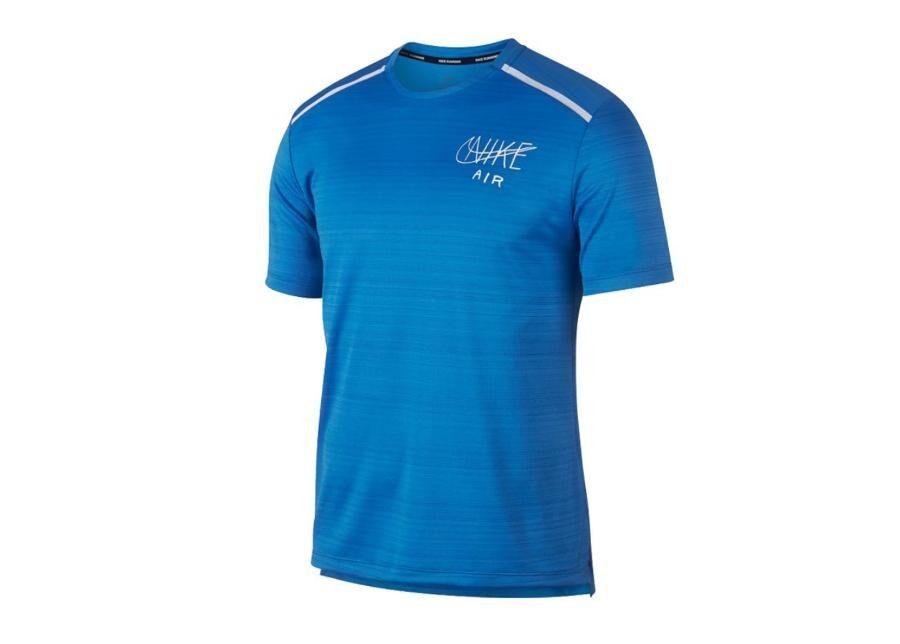 Image of Nike Miesten treenipaita Nike Dry Miler Top SS GX M AT7840-435