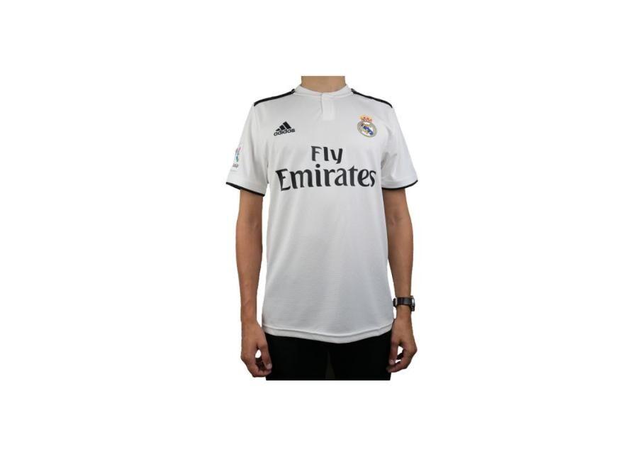 Image of Adidas Miesten jalkapallopaita Adidas Real Madrid Home Jsy M CG0550