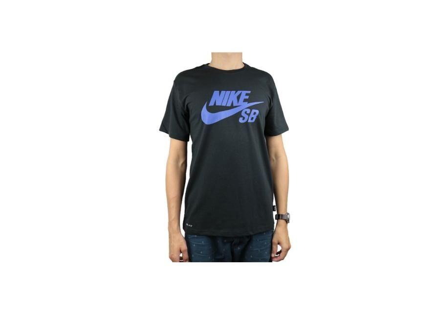 Image of Nike Miesten t-paita Nike SB Logo Tee M 821946-019