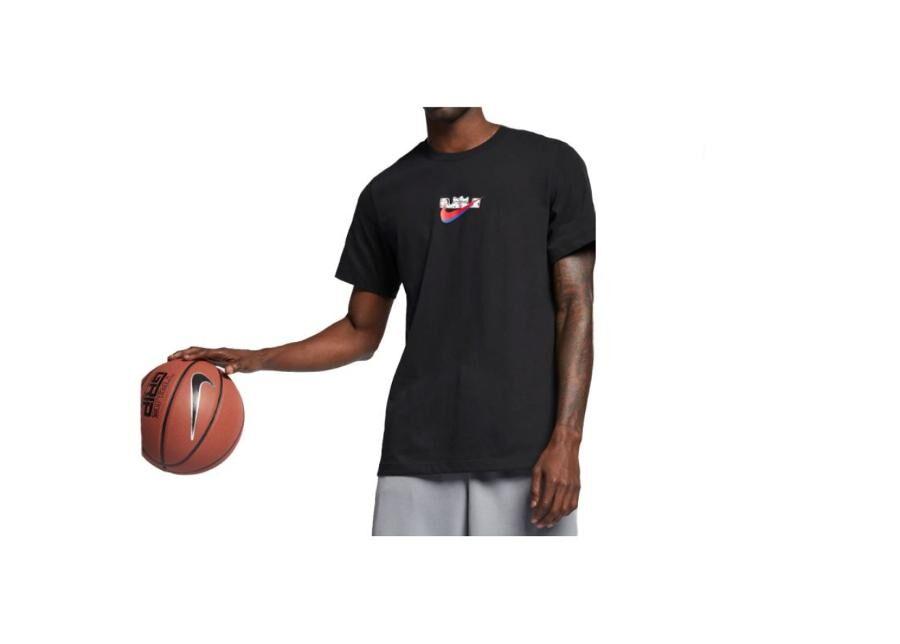 Image of Nike Miesten treenipaita Nike Dri-Fit LeBron Tee M AJ9493-010