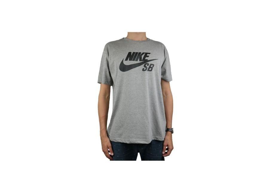 Image of Nike Miesten t-paita Nike SB Logo Tee M 821946-069
