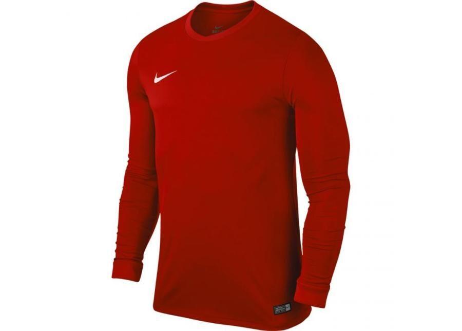 Nike Miesten jalkapallopaita Nike Nike Park VI LS M 725884-657