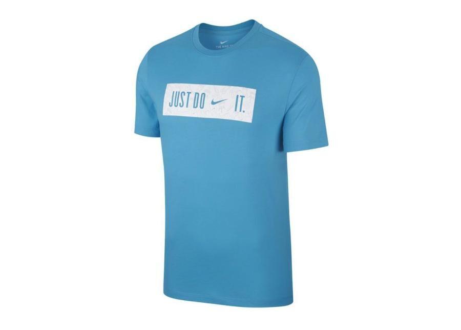Image of Nike Miesten treenipaita Nike Dry Tee Block 2.0 M BQ1851-433