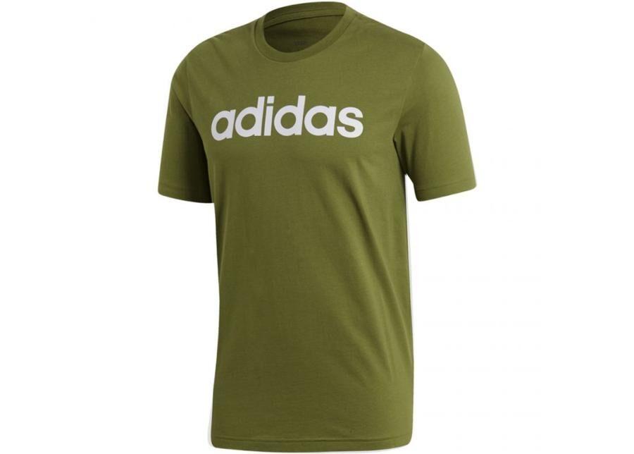 Image of Adidas Miesten t-paita Adidas Essentials Linear Tee M EI9823