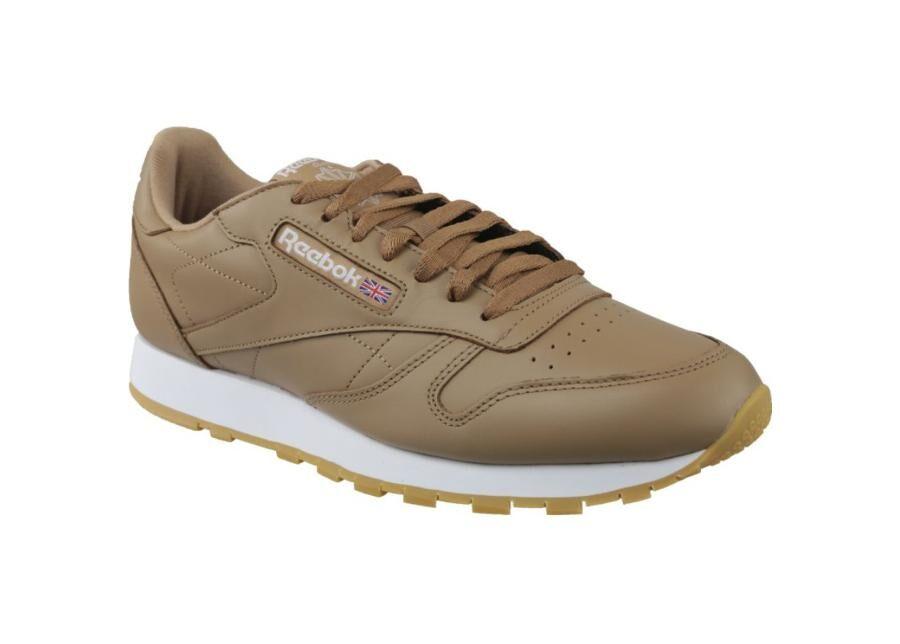 Image of Reebok Miesten vapaa-ajan kengät Reebok Classic Lthr M CN5768