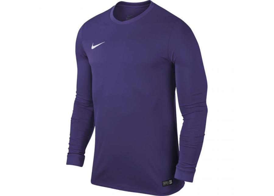 Nike Lasten jalkapallopaita Nike Park VI LS JR 725970-547