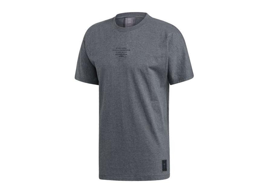 Image of Adidas Miesten jalkapallopaita Adidas Real Madrid Seasonal Specials Tee T-shirt M DP5182