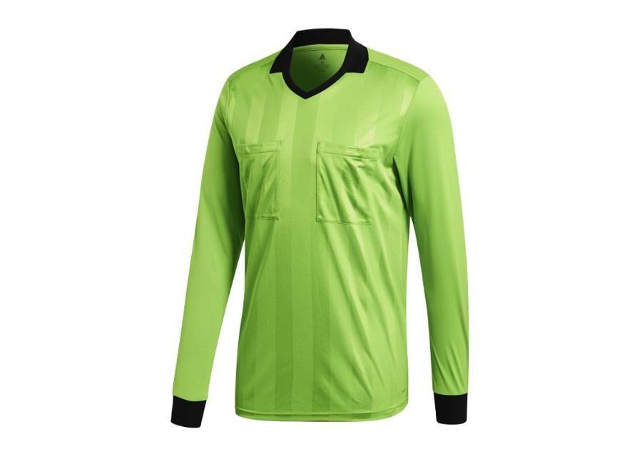 Image of Adidas Miesten jalkapallo maalivahdin paita Adidas Referee 18 Jersey M CF6324