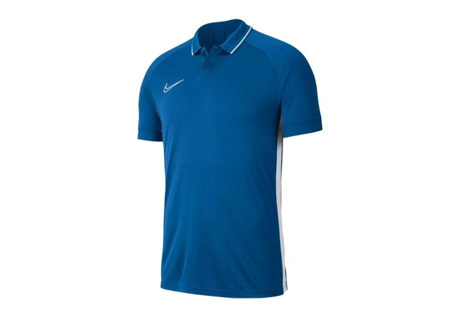 Image of Nike Miesten jalkapallopaita Nike Dry Academy 19 Polo M BQ1496-404