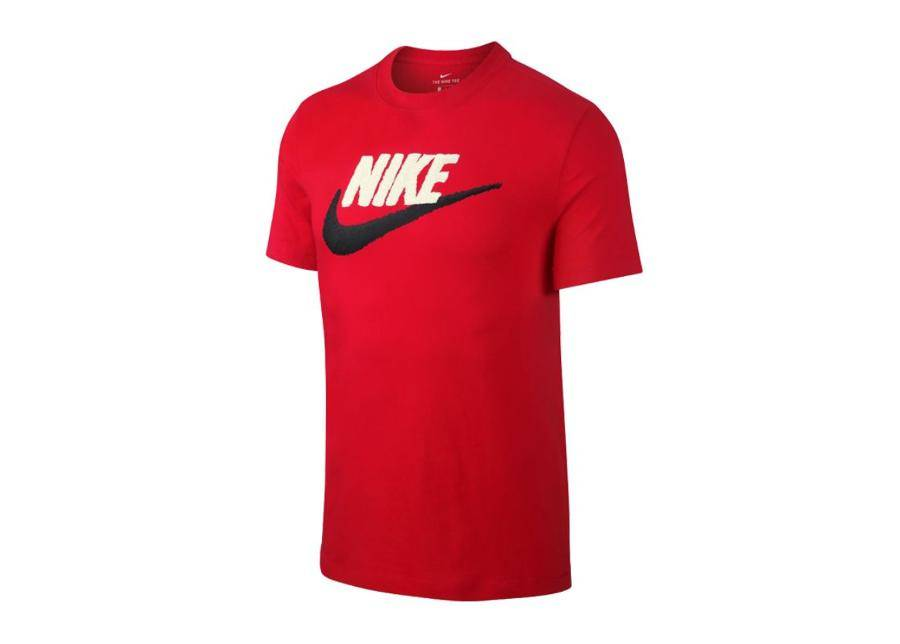 Nike Miesten jalkapallopaita Nike NSW Brand Mark M AR4993-657