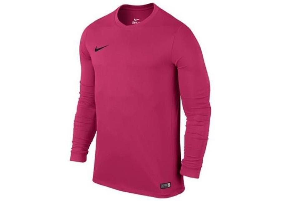 Nike Lasten jalkapallopaita Nike Park VI JSY LS JR 725970-616