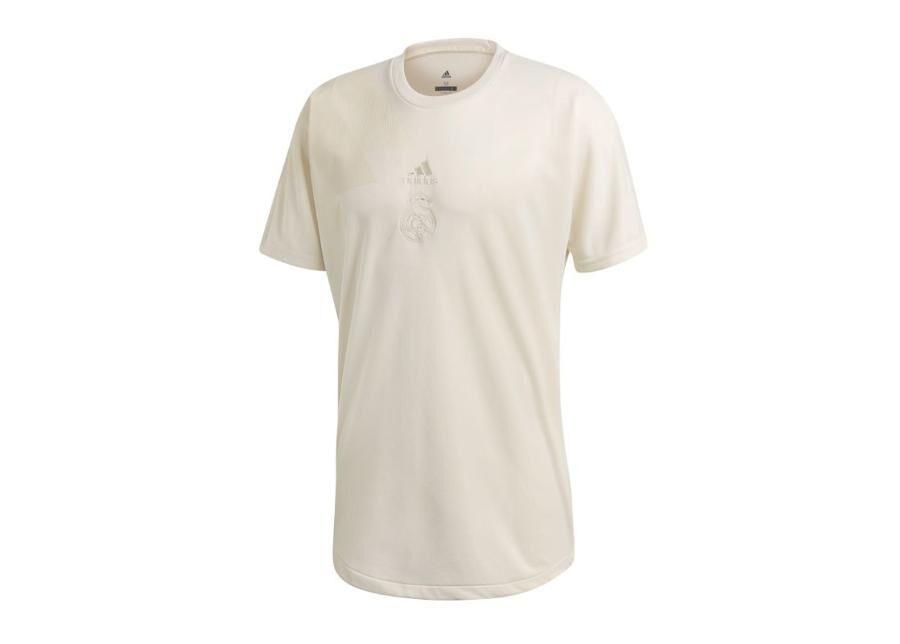 Image of Adidas Miesten jalkapallopaita Adidas Real Madrid Seasonal Specials Tee T-shirt M CW8709