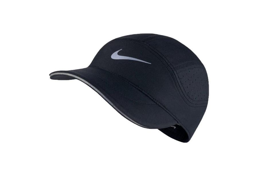 Image of Nike Miesten lippalakki Nike Arobill Elite Run M 828617-010