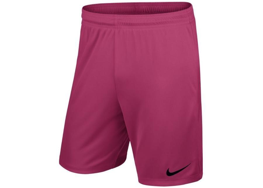Image of Nike Lasten jalkapalloshortsit Nike Park II Junior 725988-616
