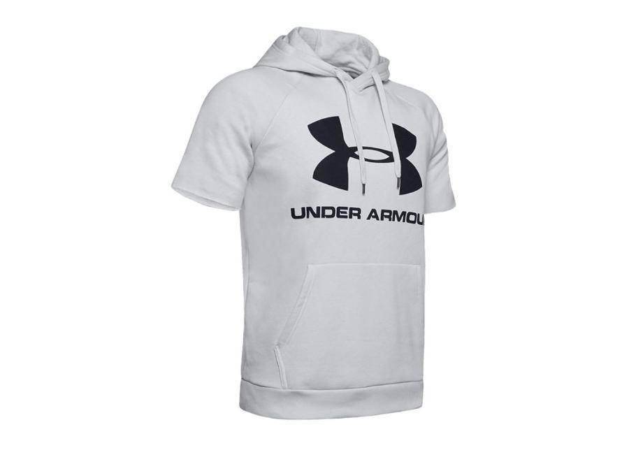 Image of Under Armour Miesten huppari Under Armour Rival Fleece Logo SS Hoodie M 1345624-014