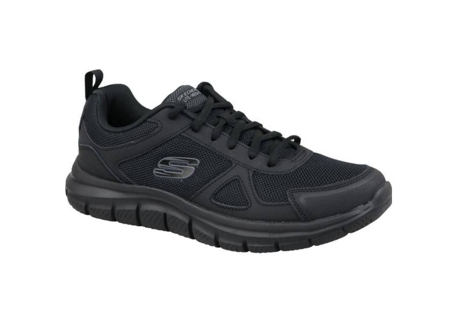Image of Miesten vapaa-ajan kengät Skechers Track-Scloric 52631-BBK M 52631-BBK