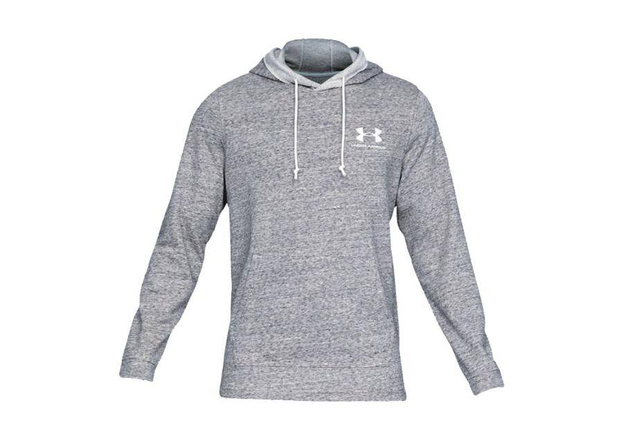 Image of Under Armour Miesten huppari Under Armour Sportstyle Terry Hoodie M 1329291-112