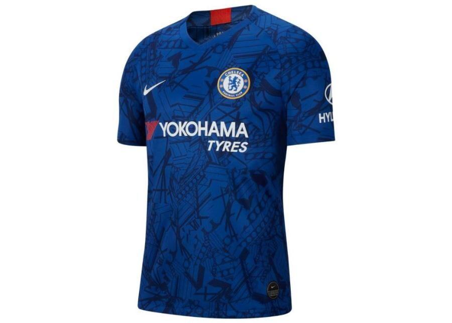Image of Nike Miesten jalkapallopaita Nike Chelsea FC Breathe Stadium JSY M AJ5529-495