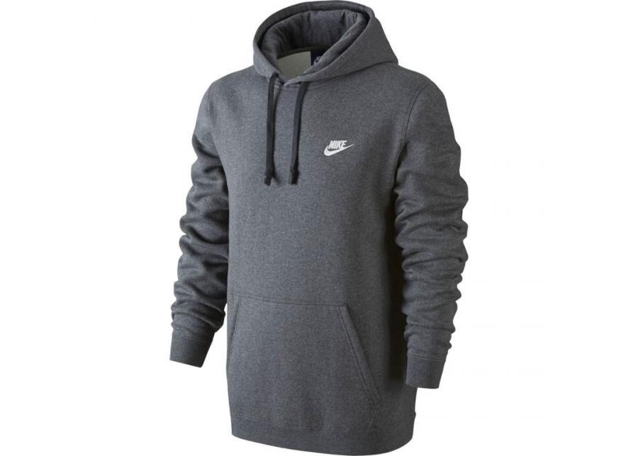 Image of Nike Miesten huppari Nike M NSW HOODIE PO FLC CLUB M 804346 071