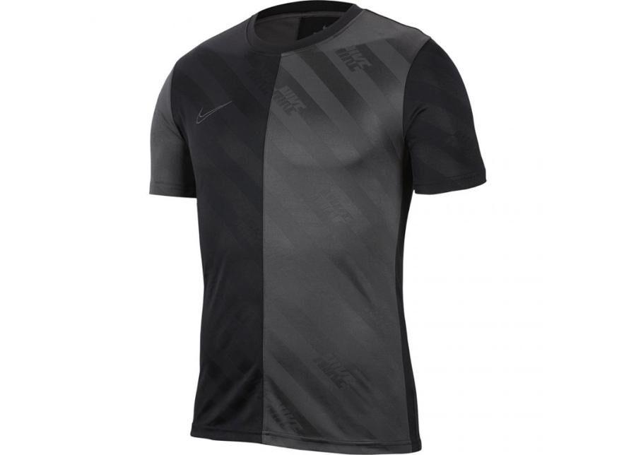 Image of Nike Miesten treenipaita Nike Dry Academy TopSS AOP M BQ7469 010