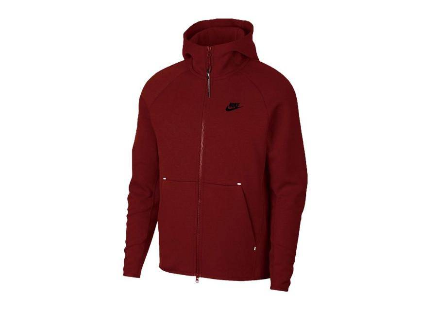 Image of Miesten huppari Nike NSW Tech Fleece Hoodie FZ M 928483-677