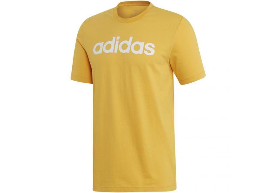 Image of Adidas Miesten vapaa-ajanpaita adidas Essentials Linear Tee M FI0863