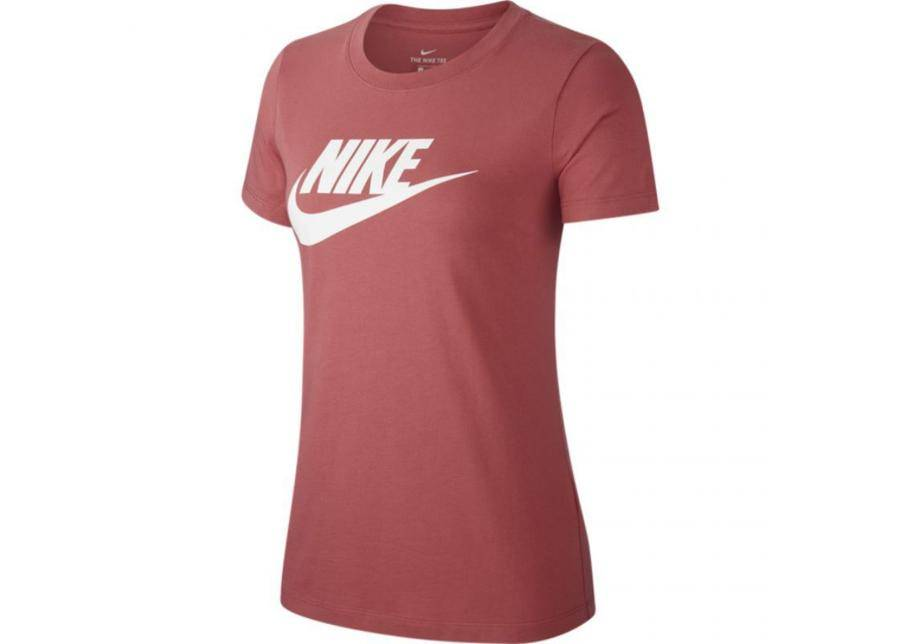 Image of Nike Naisten vapaa-ajanpaita Nike W Tee Essential Icon Future BV6169 897