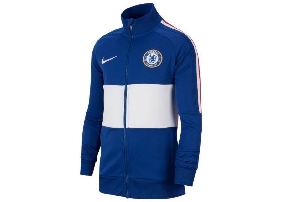 Image of Nike Lasten verryttelytakki Nike Chelsea FC Y NK I96 JKT Junior AO6428-495