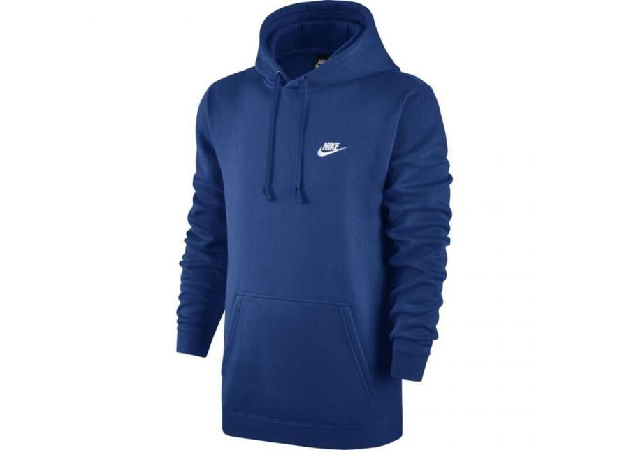 Image of Nike Miesten huppari Nike M NSW Hoodie PO FLC Club M 804346 438