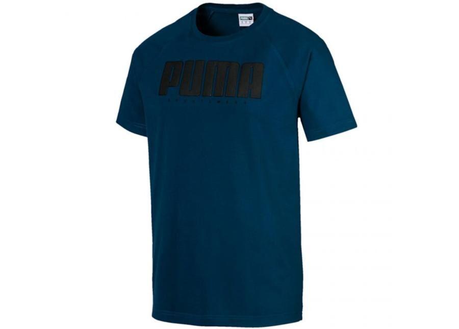 Image of Puma Miesten vapaa-ajanpaita Puma Athletics Tee M 580134 38