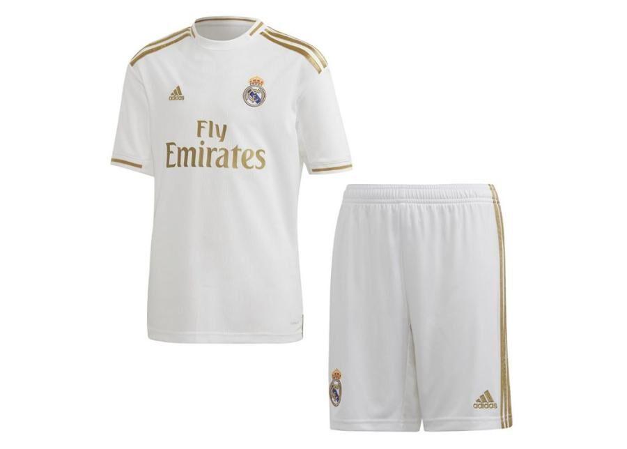 Image of Adidas Lasten jalkapalloasu adidas Real Madrid H Y Kit Junior DX8841