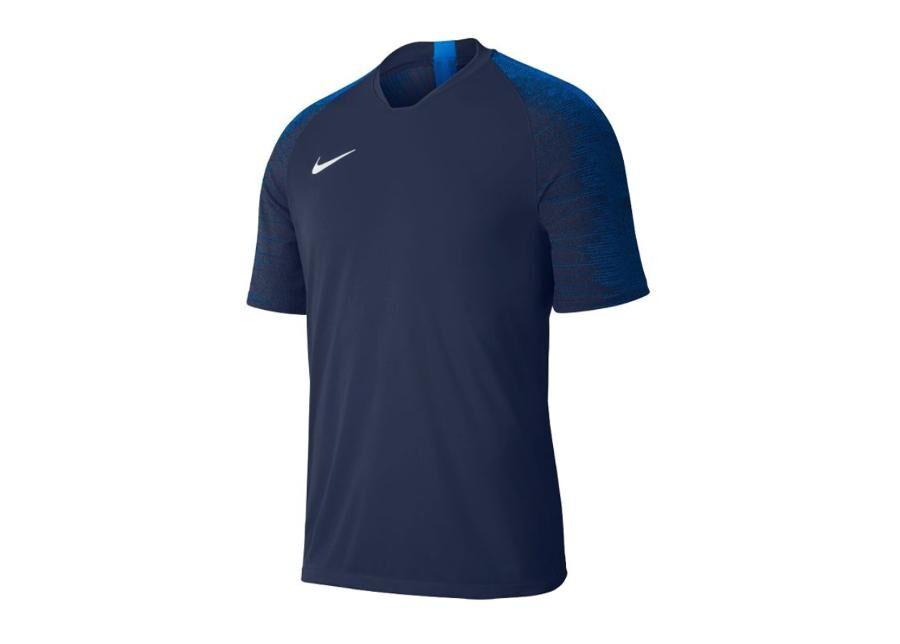 Image of Nike Miesten jalkapallopaita Nike Dry Strike Jersey SS Top M AJ1018-410