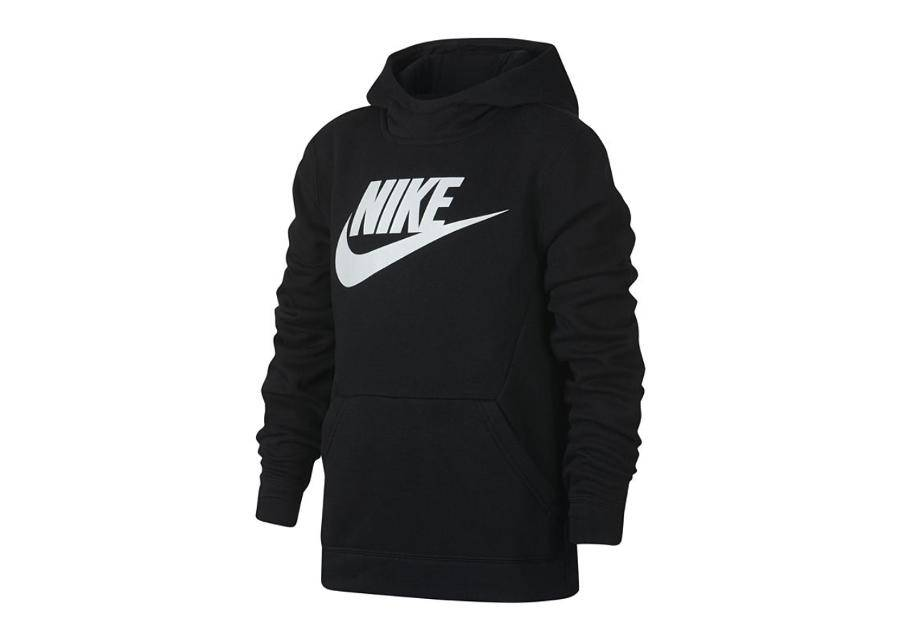 Image of Nike Lasten huppari Nike NSW PO Hoodie Club Fleece HBR Jr BV0786-010
