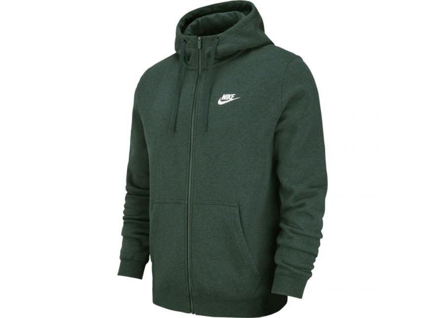 Image of Nike Miesten huppari Nike M NSW Hoodie FZ FLC Club M 804389 323