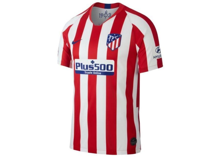 Nike Miesten jalkapallopaita Atletico Madrid Breathe Starium JSY SS Home M AJ5523-612