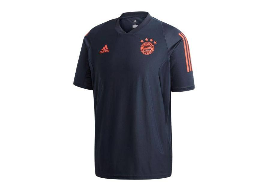 Adidas Miesten jalkapallopaita adidas Bayern Munich EU TR JSY M DX9191