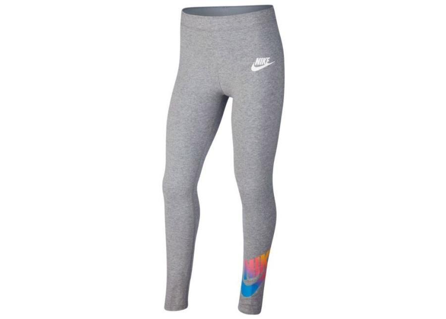 Image of Nike Lasten verryttelyhousut Nike G NSW Favorites FF Junior CJ6946-091