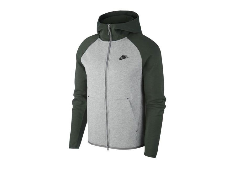 Image of Miesten huppari Nike NSW Tech Fleece Hoodie FZ M 928483-065