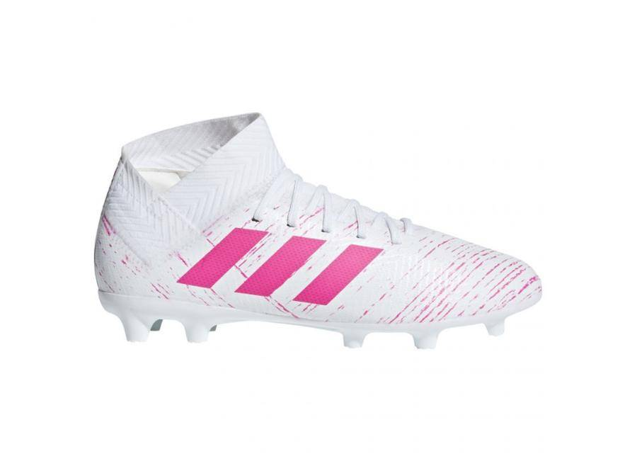 Image of Adidas Lasten jalkapallokengät Adidas Nemeziz 18.3 FG JR CM8506